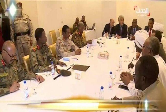 تعرف على نقاط الاتفاق السياسي بين العسكري والتغيير