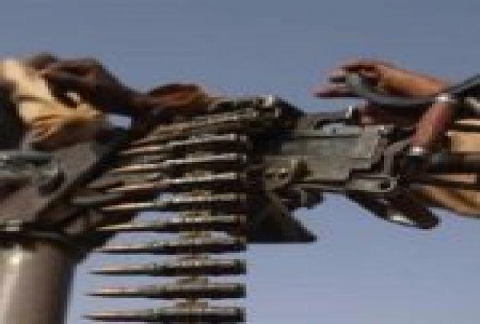 احتجاز 9 أفراد من قوات الدعم السريع على خلفية أحداث الأبيّض