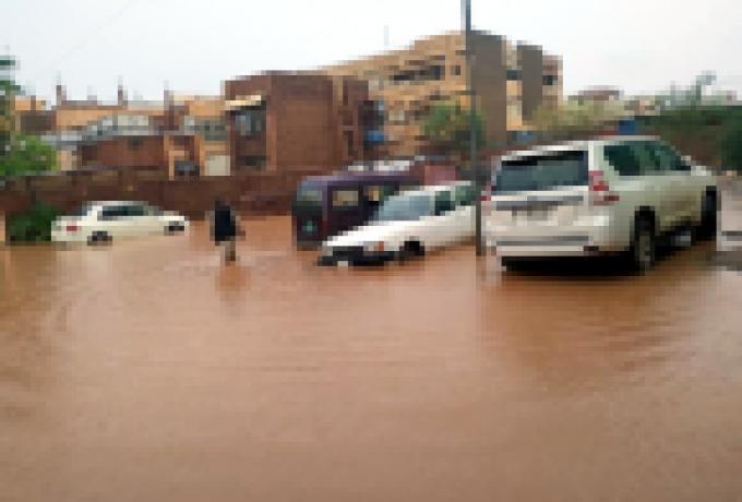شمال كردفان : انهيار240 منزلا بمحلية جبرة الشيخ بسبب سيول الامطار