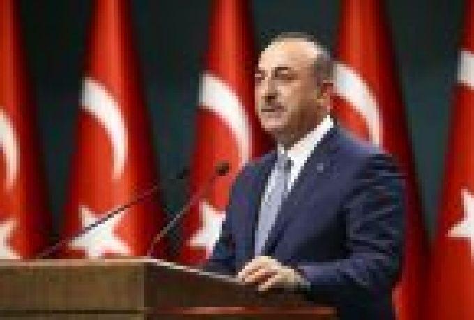 وزير خارجية تركيا: نرحب بتوقيع الاتفاق السياسي والدستوري في السودان