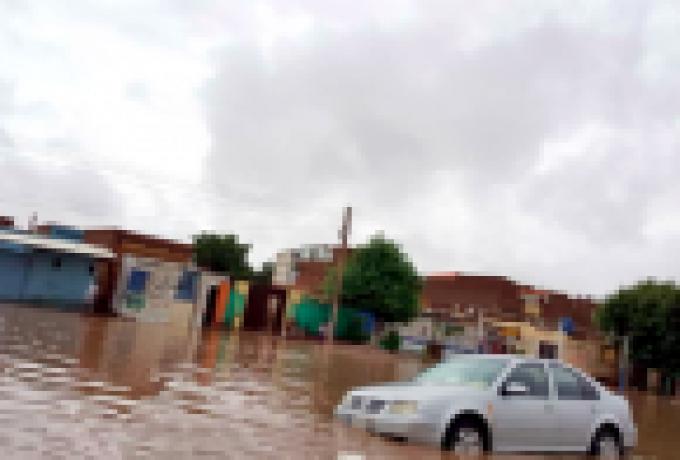 """ولاية النيل الأبيض"""" تستغيث بالمنظمات الأممية لإنقاذ الولاية من السيول"""