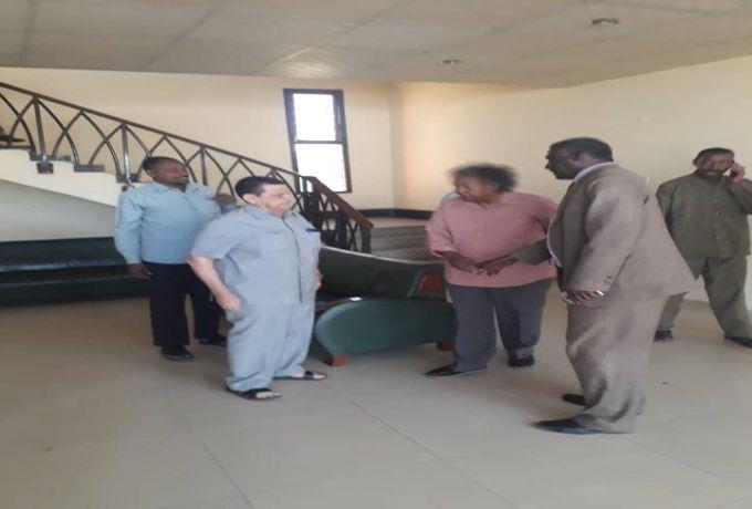 الأمين لاتحاد كرة القدم السوداني يمثّل أمام نيابة الفساد