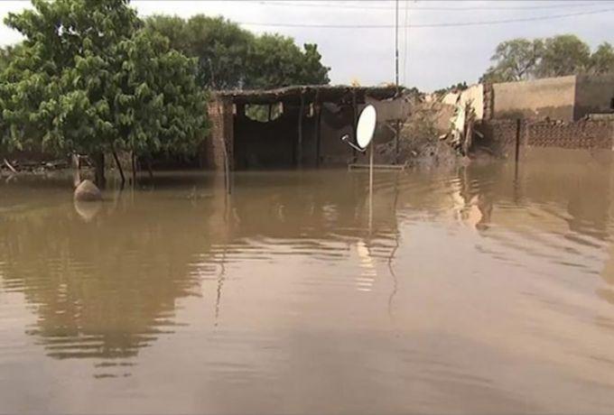 والي الخرطوم يوجه بإزالة المنازل المُشيدة عشوائياً في مجاري السيول