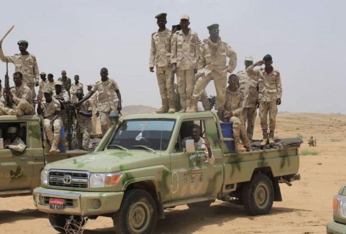 الدعم السريع يطلق حملة الرش بـ 65 عربة بالخرطوم
