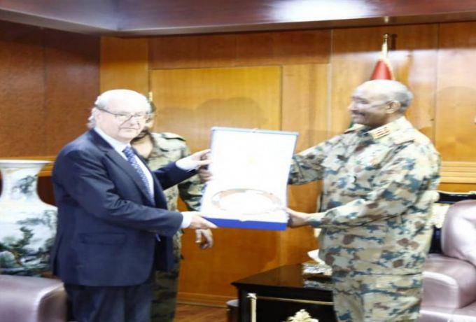 الرئيس البرهان: يفجر مفأجاة عن اتفاق السودان مع تركيا