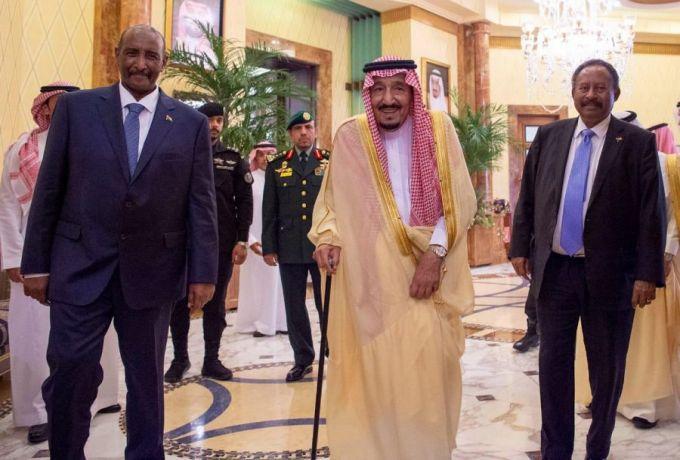 """حسم الجدل حول تمثيل السودان خارجياً لـ """"السيادي"""""""