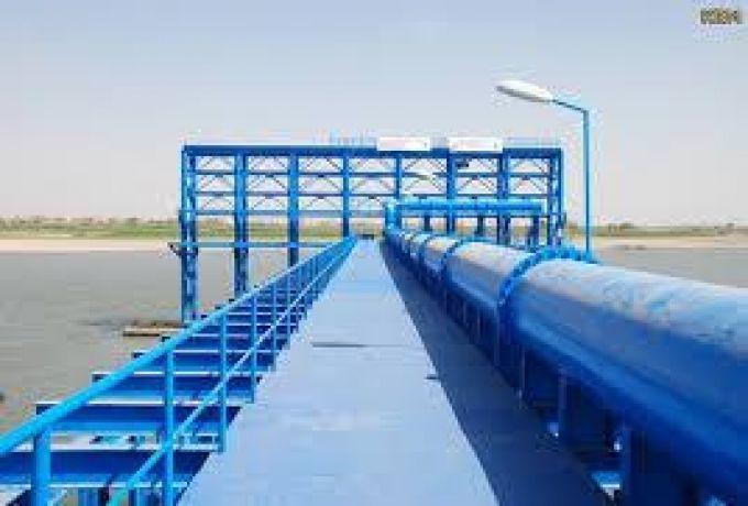 النيل الأزرق : وصول أجهزة لتحسين المياه