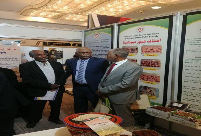 جمعية النخيل تشارك في لمهرجان التمور الأردنية