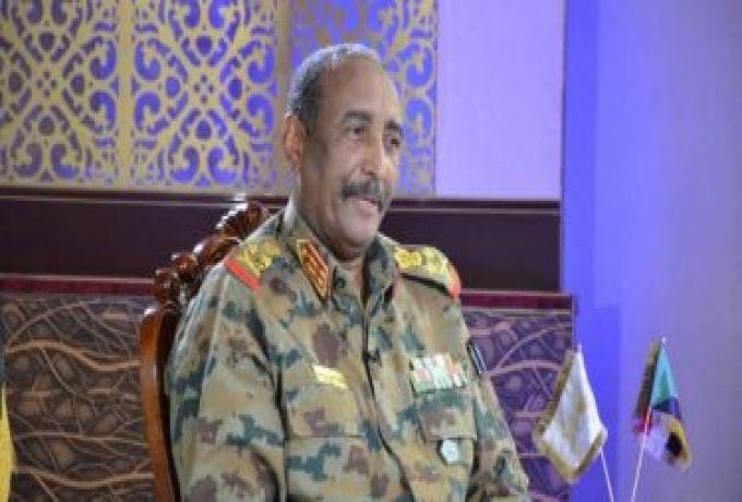 البرهان يصدر قرارا باعفاء مسؤول رئاسي