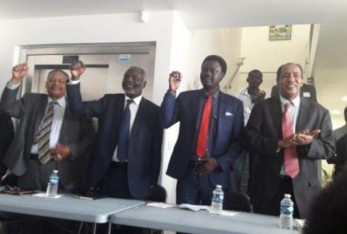 الجبهة الثورية تطالب بتأجيل تشكيل المجلس التشريعي