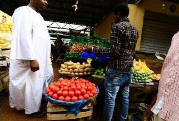 رتفاع معدلات التضخم فى السودان إلى 57.70%