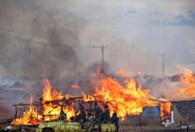 مقتل 8 أشخاص في اشتباكات بمنطقة أبيي الإدارية
