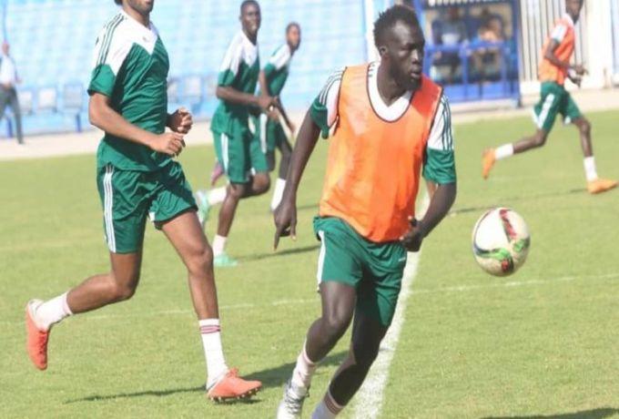 السودان يتدرب وساوتومي تصل بالاثنين