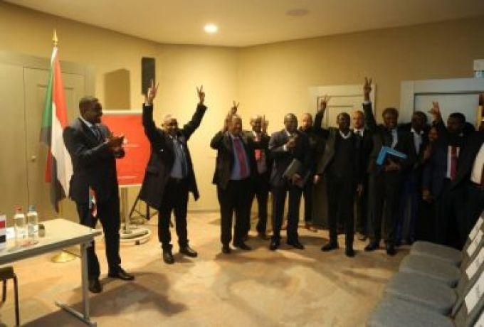 حمدوك يؤكد حرص السودان على تعزيز الشراكة مع المجموعة الأفريقية الباسفكية