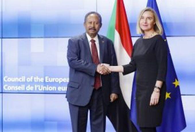 الاتحاد الاوروبي يدعم السودان ب55 مليون يورو