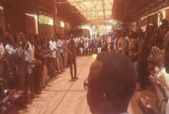 الجبهة الشعبية تطالب بحل الوحدات الجهادية بجامعة النيل الأزرق