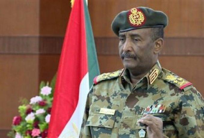 البرهان: نحن والمصريون إخوة لكن حلايب وشلاتين سودانية