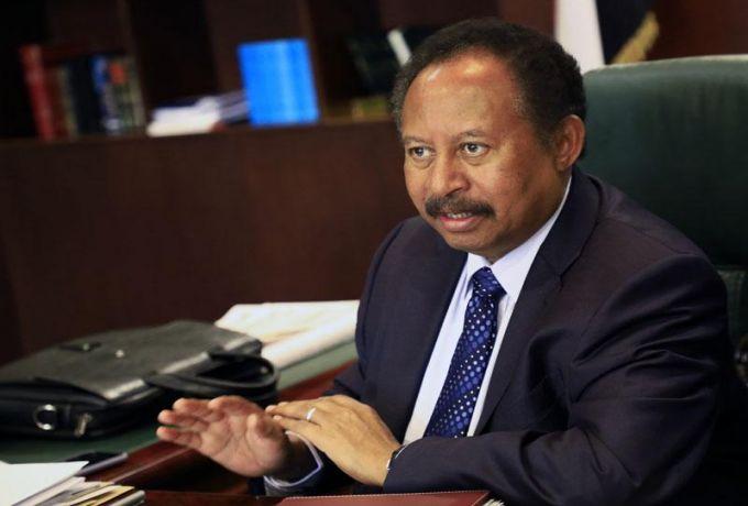 حمدوك :سيكون هناك سلام شامل في السودان