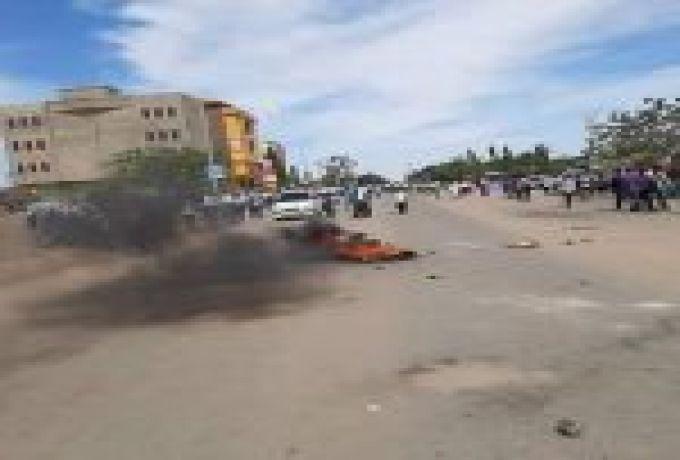 احتجاجات حاشدة بمدنية نيالا إثر تفاقم أزمة المواصلات