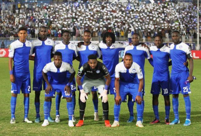 الاتحاد العام يهنئ الهلال بالفوز الافريقي