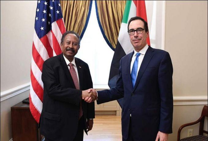انفراجة كبرى في العلاقات الدبلوماسية السودانية الامريكية وتبادل للسفراء بين البلدين*
