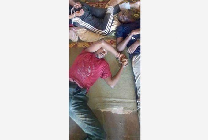 صورة صادمة من السجن الحربي لمعتقلي هلال