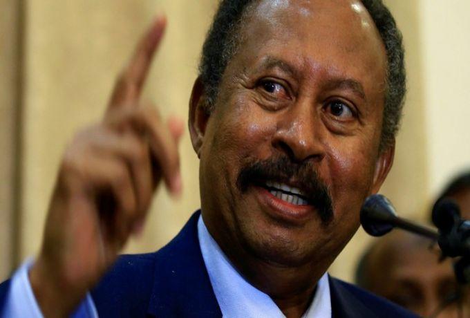 حمدوك يلتقي رئيس البنك الدولي لبحث إعفاء السودان من الديون
