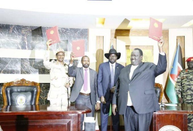 تفاصيل الجلسة الافتتاحية لمفاوضات السلام بين الحكومة والحركات المسلحة