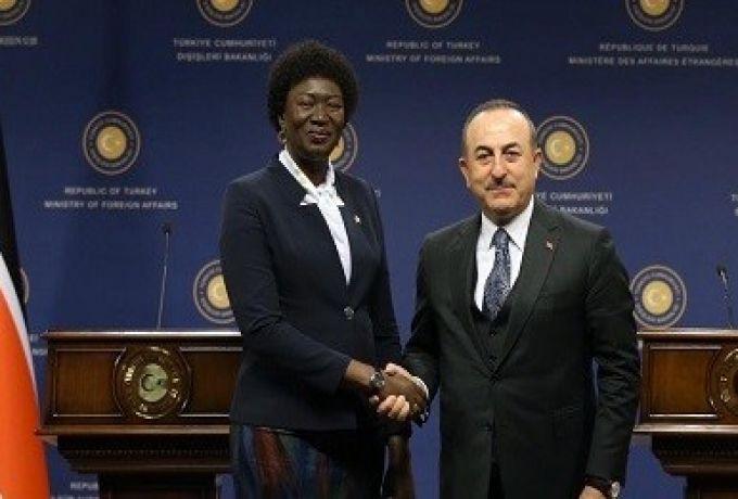 جوبا تسعى إلى تعزيز العلاقات مع تركيا