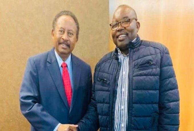 حركة عبدالواحد نور توضح حقيقة السماح لرئيس الوزراء السوداني حمدوك بزيارة جبل مرة