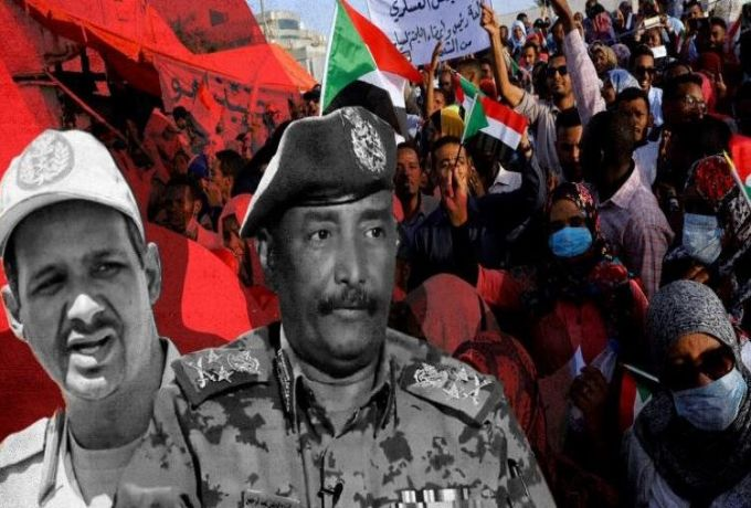 خبراء : البرهان وحميدتي يضعان الثورة والانتقالية في أيدي أمينة بعيدًا عن مخططات ودسائس النظام البائد