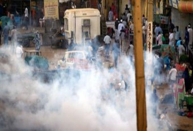قوى التغيير تتهم هيئة العمليات بفض المسيرات وقتل المتظاهرين