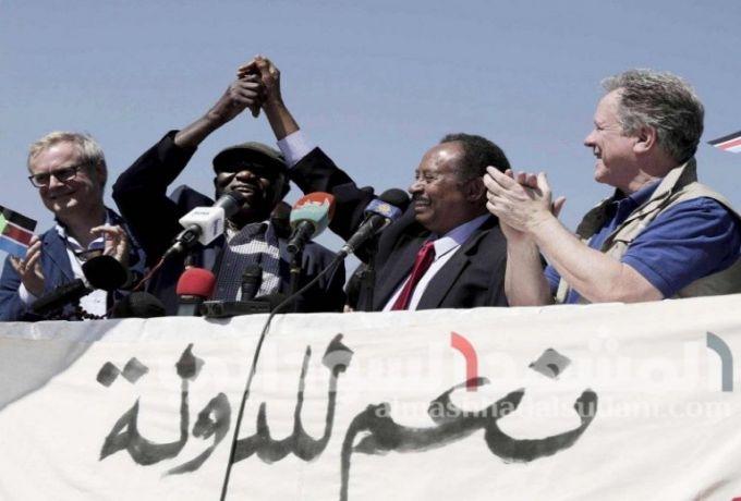 """وفدا الحكومة و""""الحركة الشعبية – شمال"""" يستأنفان مفاوضات السلام"""