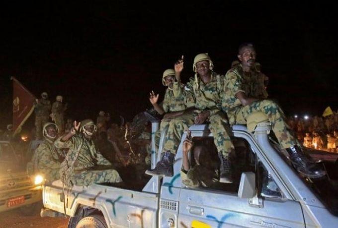 الجيش يستلم تأمين حقل بليلة من هيئة العمليات