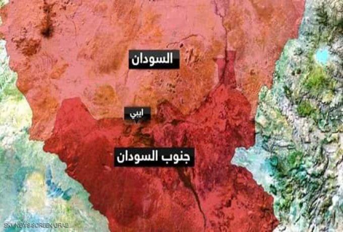 القوات المسلحة تصدر تعميما صحافيا نفت فيه سيطرة قوات الجنوب سودانية على ابيي