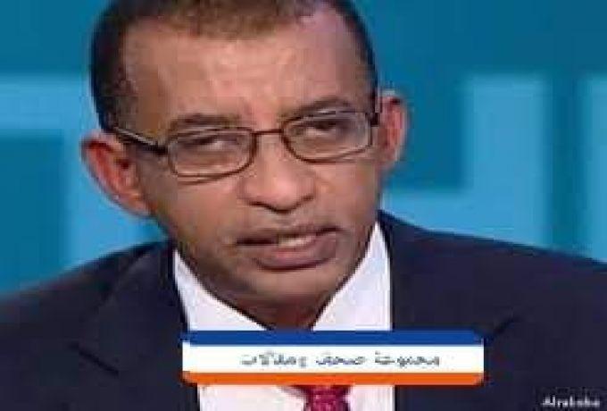 توجه داخل قوى الحرية والتغيير بتعيين عمر الدقير نائباً لرئيس الوزراء