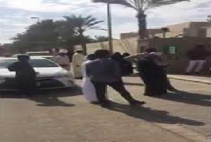 اغلاق السفارة في وجه السودانين بالسعودية