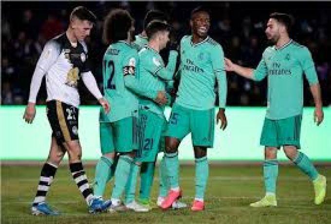 """ريال مدريد"""" يتأهل لربع نهائي كأس الملك برباعية في شباك """"سرقسطة"""""""