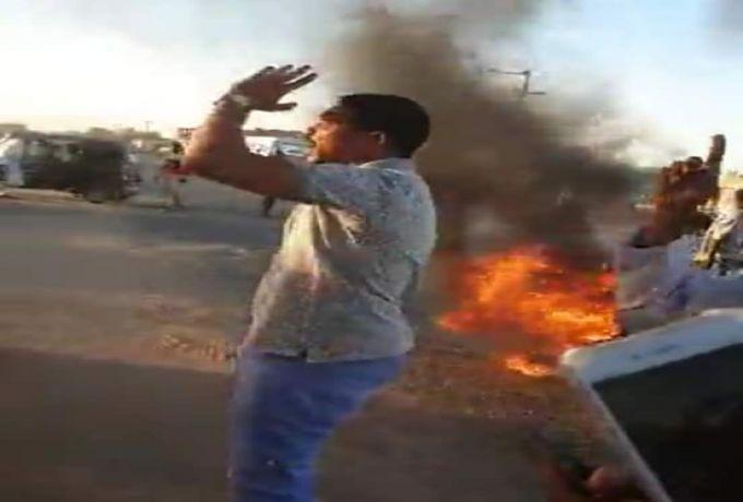 ذو النون يظهر في ترس وحريق بفتيح العقليين