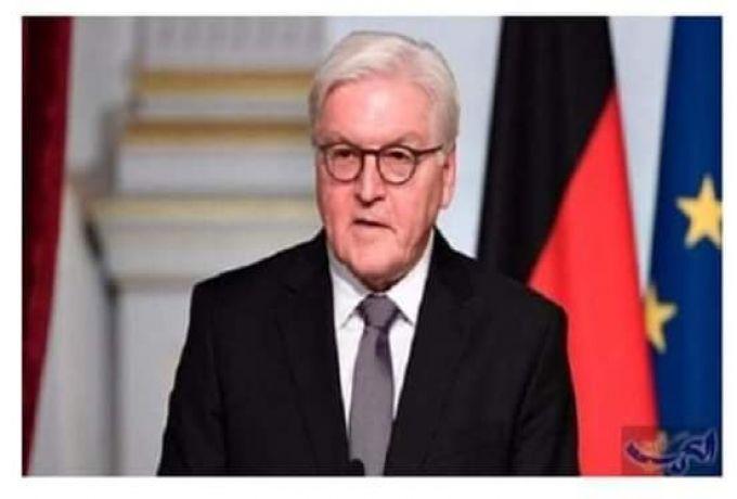 الرئيس الألماني يصل البلاد بالخميس على رأس وفد رفيع يضم ٧٠  مسؤلاً حكومياً