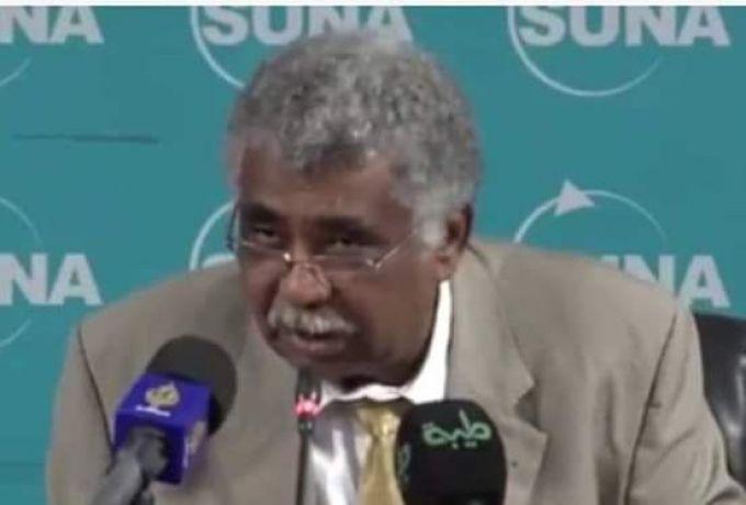 محمد عصمت: قحت اصبحت عبئا على الحكومة