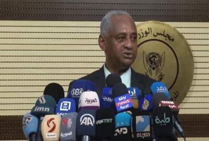 وزير الاعلام : الامارات تقدمت بعرض لتوفير طائرة لنقل الطلاب السودانيين من الصين