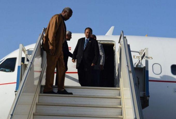 الخارجية المصرية تدين محاولة اغتيال حمدوك