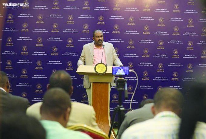 مؤتمر صحافي للجنة ازالة التمكين اليوم الجمعة