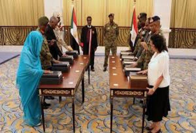 جهود مكثقة لإحتواء الخلاف بين مجلسي السيادة والوزراء السوداني