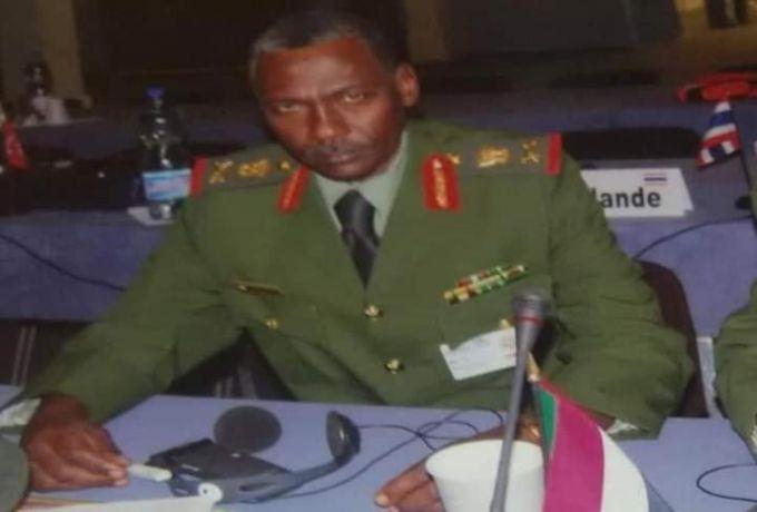*السيرة الذاتية لمرشح المكون العسكري لشغل منصب وزير الدفاع ..*