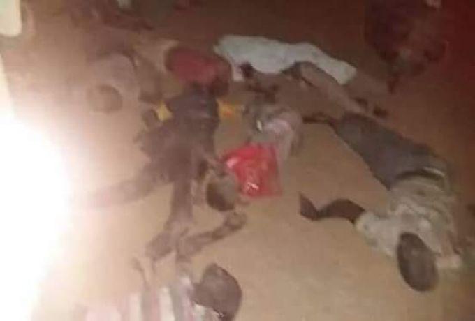 وفاة 43 شخصا في حادث مأساوي بغرب السودان