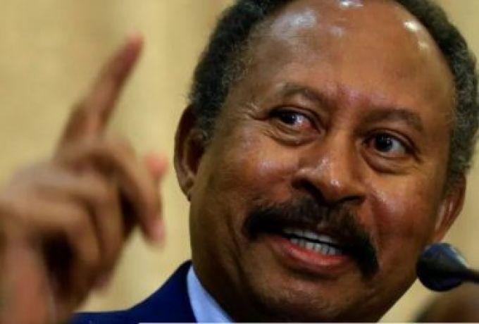 حمدوك يؤكد مواصلة تنفيذ أجندة ثورة ديسمبر لبناء سودان جديد