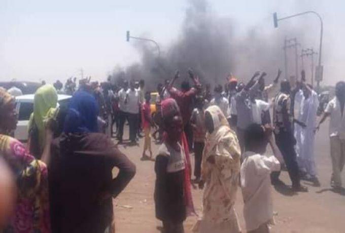 مظاهرات الغلاء تهدد الحكومة الانتقالية