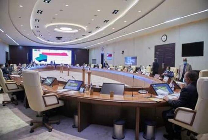 حمدوك يعقد إجتماعاً مع  المجلس المركزي لقوي الحرية والتغيير
